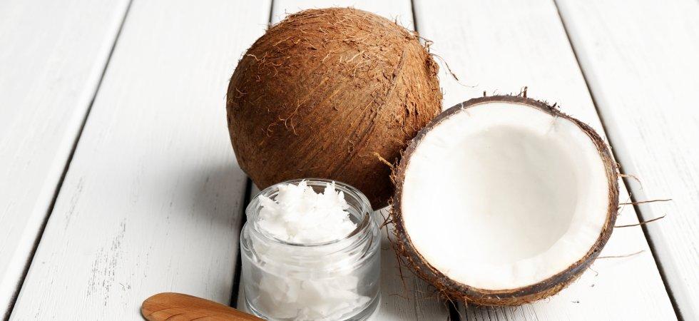 L'huile de coco, votre allié bien-être