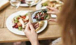 Perdre du poids en photographiant ses repas