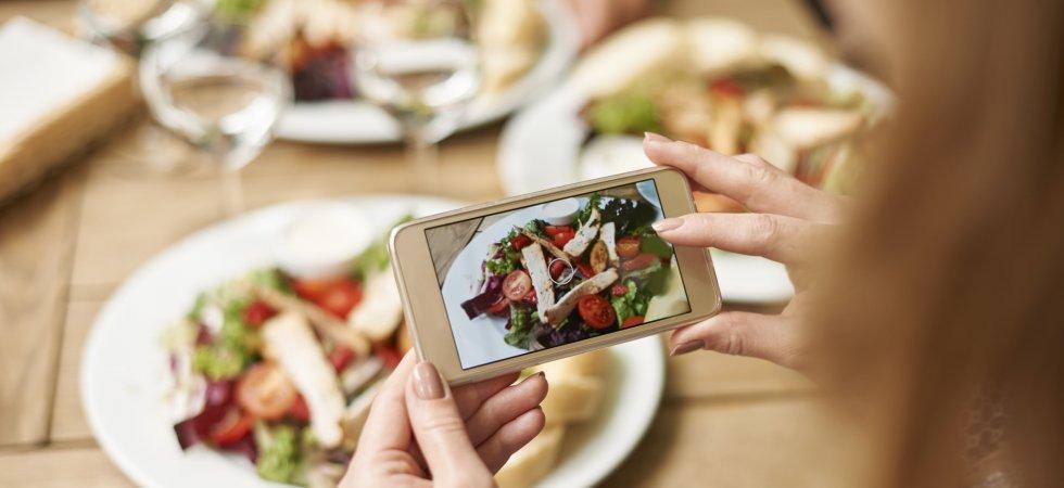 Photographier ses repas : la nouvelle méthode minceur 2.0 ?