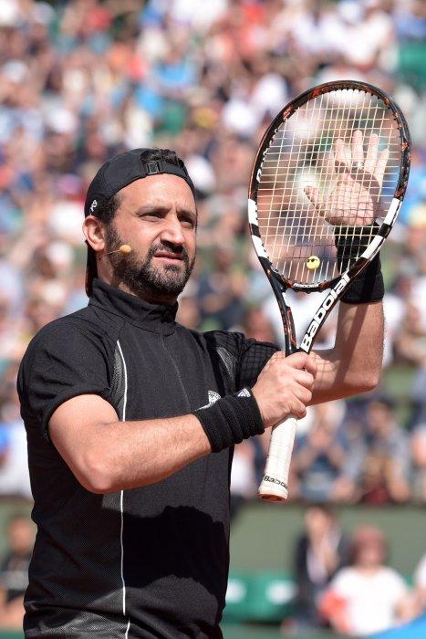 Cyril Hanouna : meilleur joueur de tennis du PAF ?