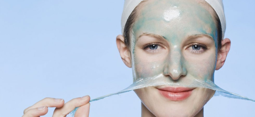 La folie des masques peel-off