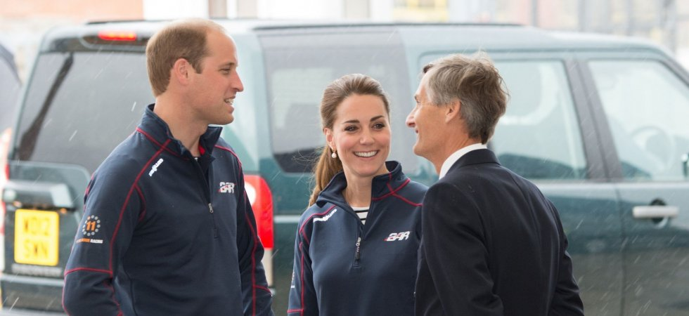 Kate Middleton en visite sportive :  son anecdote à propos de George