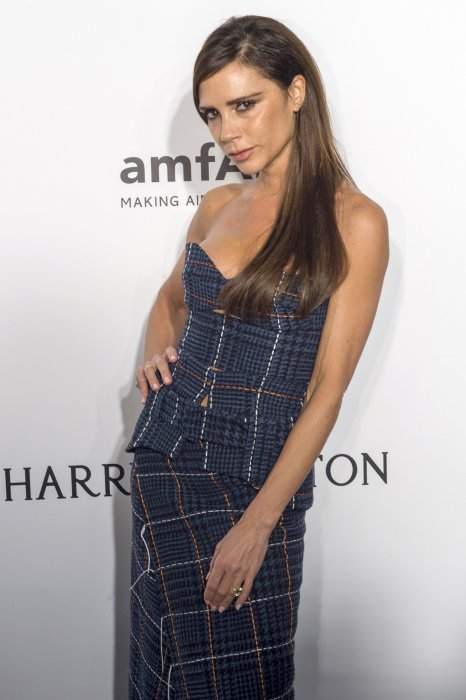 Victoria Beckham en marge du gala de l\
