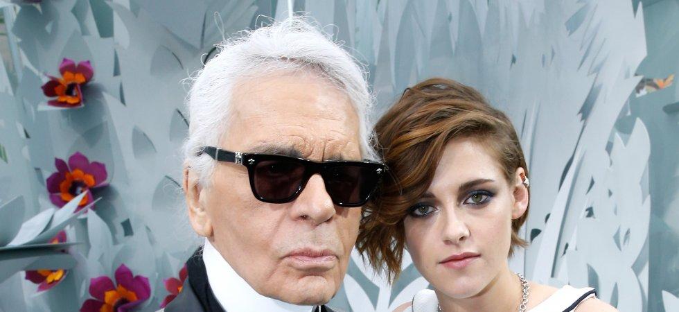 Kristen Stewart est la nouvelle Coco Chanel de Karl Lagerfeld