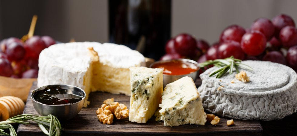 Quiz : saurez-vous reconnaître ces différents fromages ?