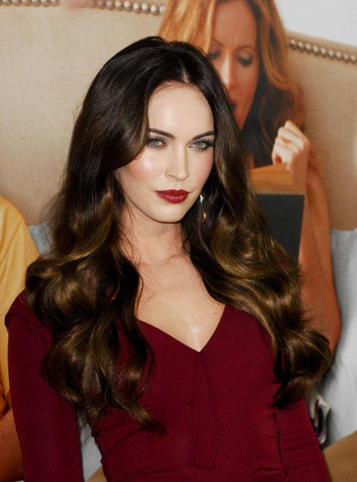 Megan Fox assiste à la première du film  40 ans : Mode d\