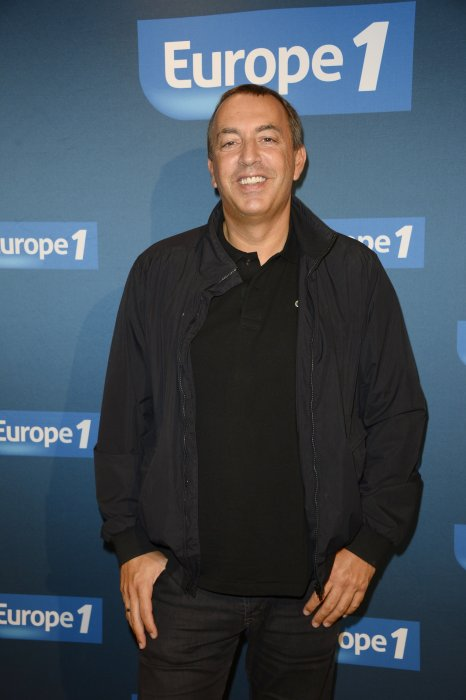 Jean-Marc Morandini assiste à la conférence de presse de rentrée d\