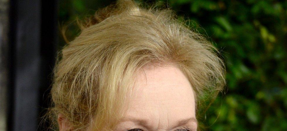 "Meryl Streep, comblée : ""J'ai la chance d'avoir trouvé un bon mari !"""
