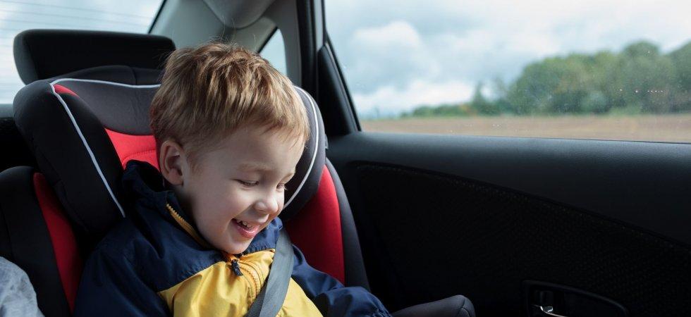 Cinq applis pour occuper ses enfants en voiture