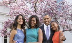 Malia et Sasha Obama : elles ont bien grandi !