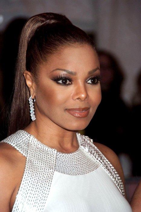 Janet Jackson assiste à l\