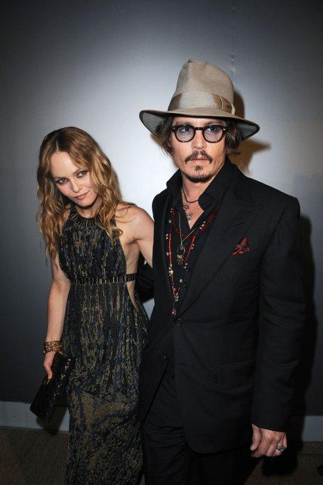 Séparés, Johnny Depp et Vanessa Paradis partagent les mêmes craintes