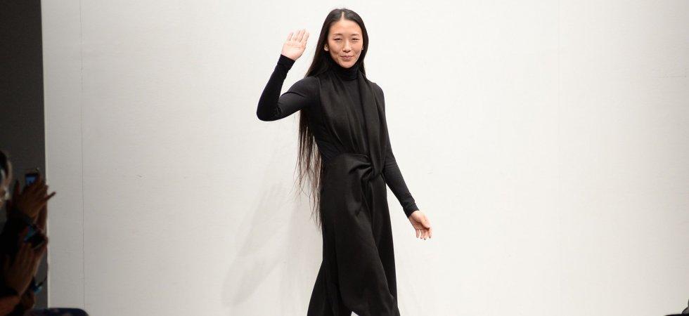 """La maison Yiqing Yin décroche l'appellation """"haute couture"""""""