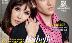 """Isabelle Adjani : confidences d'une """"mère rock'n'roll"""" avec son fils"""