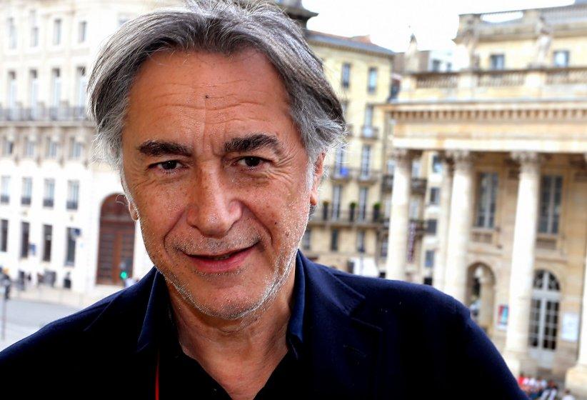 Richard Berry, en marge de la promotion de son film Nos Femmes, à Bordeaux, le 25 avril 2015.