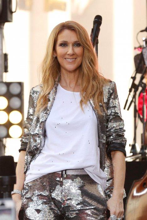 Céline Dion ne résiste pas à faire des folies