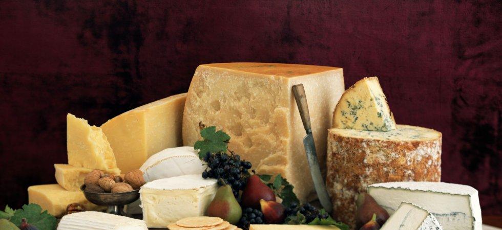 Fromage : lait cru, pâte molle, non pasteurisé... quelles différences ?