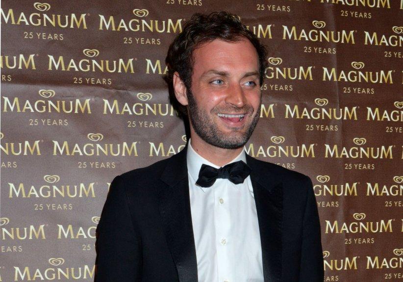 Augustin Trapenard, en marge du 67e Festival de Cannes, le 24 mai 2014.