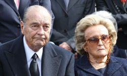 Le clan Chirac pleure sa fille, Laurence