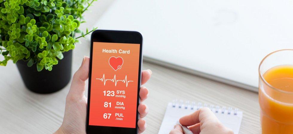 Cinq applis santé à télécharger