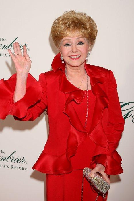 Debbie Reynolds lors d\