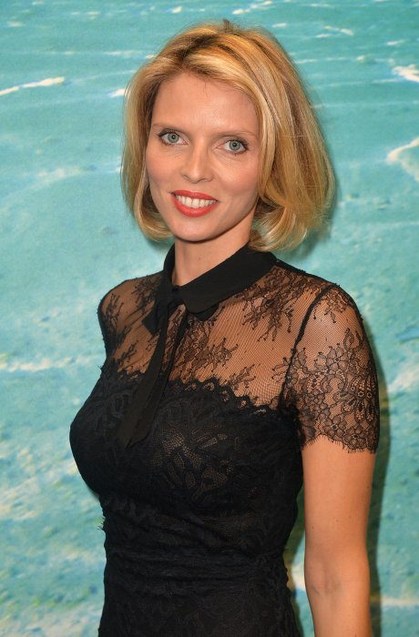 Sylvie Tellier lors du salon Top Resa 2016 à Paris, le 20 septembre 2016.