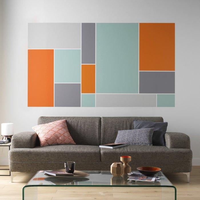 Mode d 39 emploi comment personnaliser son int rieur gr ce for Apprendre a peindre un mur