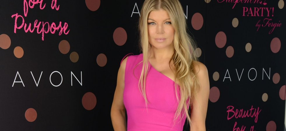 Fergie lance un nouveau parfum avec Avon
