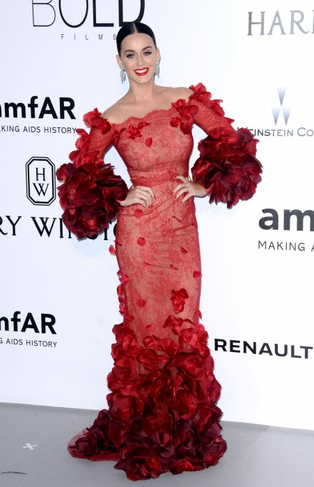 Katy Perry au gala de l\