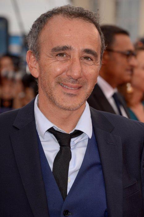 Elie Semoun, en marge du Festival du Cinéma Américain de Deauville, le 2 septembre 2016.