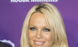 Pamela Anderson lance une collection vegan