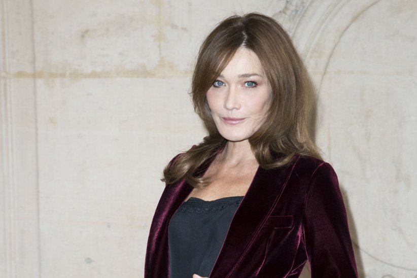 Carla Bruni, la séductrice
