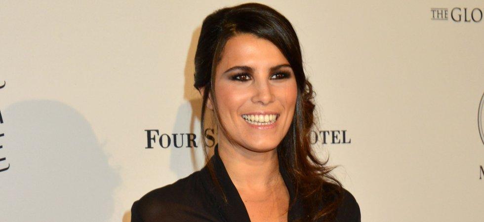 Karine Ferri, élue personnalité féminine la plus sexy de l'année 2015