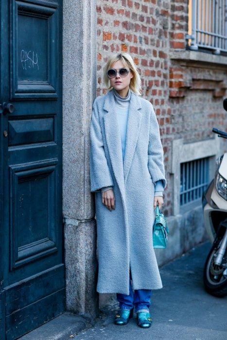 Le manteau ultra-long : tendance et chaud