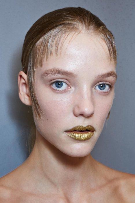 Les golden lips : tendance make-up incontournable de l\