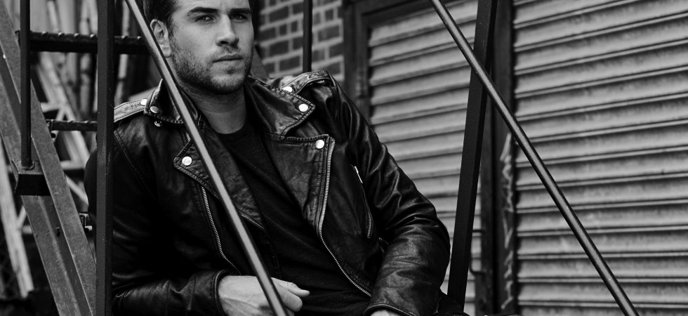 Liam Hemsworth, nouveau visage du parfum Only The Brave de Diesel