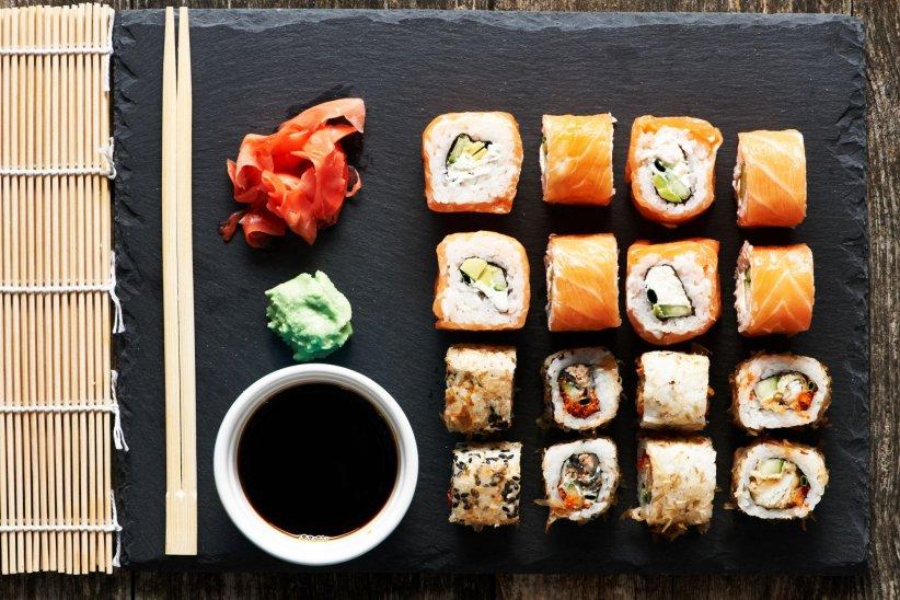 Au Japon, les sushis ne sont pas sur la même carte que les makis et les yakitoris.