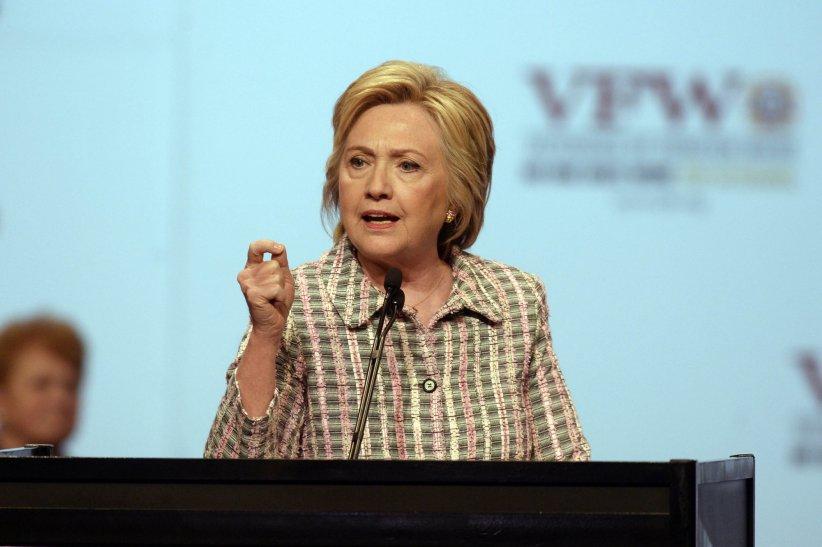 Hillary Clinton est officiellement candidate