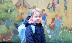Le Prince George inspire une collection de vêtements en hommage à Lady Di