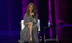 Céline Dion chante Edith Piaf aux AMA