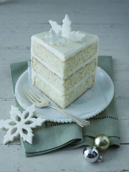 Gâteau des anges immaculé