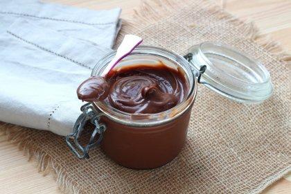 Pâte à tartiner chocolat noisettes maison
