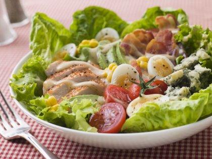 "Salade façon ""american cobb"""