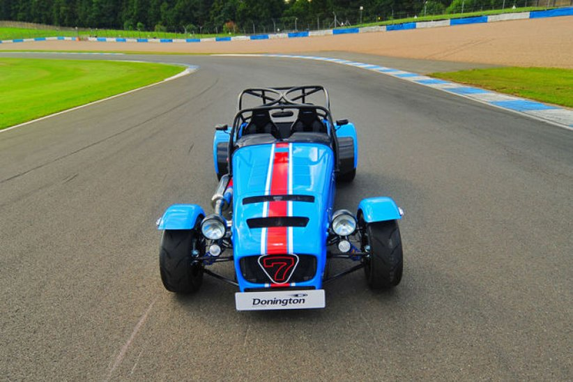 Caterham Seven Donington Edition