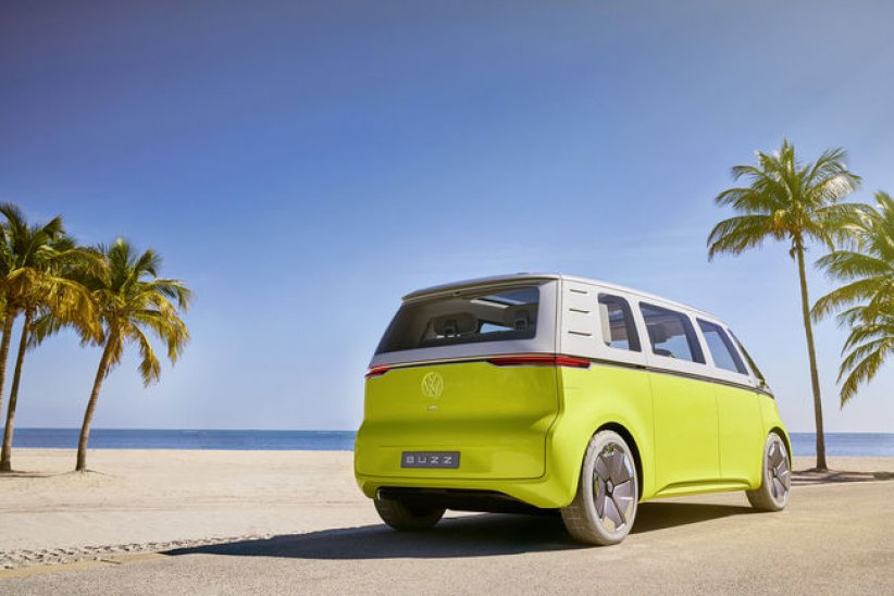 Le Volkswagen I.D. BUZZ en production en 2022