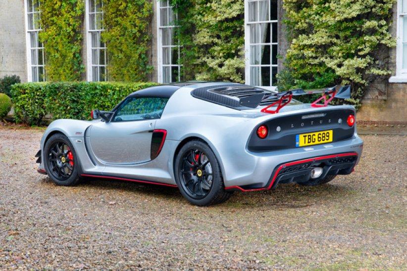Nouvelle Lotus Exige Sport 380