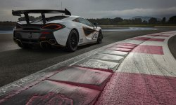 Goodwood : McLaren 570S Sprint