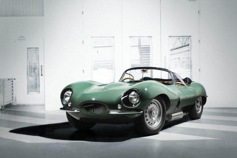 Jaguar XKSS : première réédition