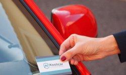 Feu Vert va installer les boîtiers des véhicules loués par Koolicar