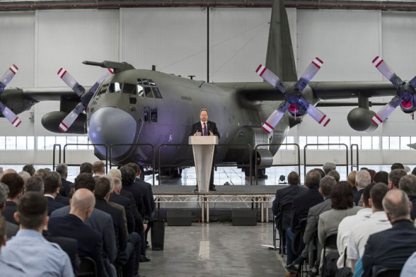 Aston Martin s'installe à St Athan